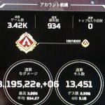 【Apex Legends】野良専で勝率0.1以上は絶対いないと思うわwwww←マジキチ戦績に驚愕の声続出